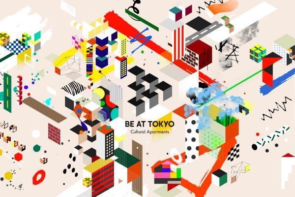BE AT TOKYO – Logo Design & Brand Naming