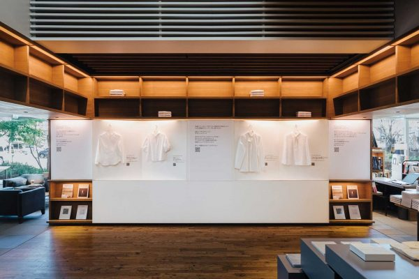 COS x DAIKANYAMA T-SITE – Brand Installation & Pop-up